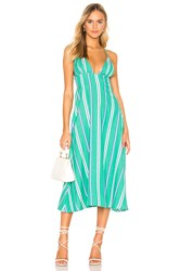 Cleobella Alicia Dress Green