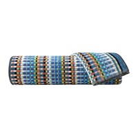 Missoni Home Walbert Towel 170 Multi Blue