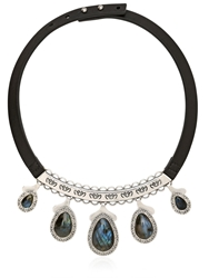 Gfase Ume In My Mind Necklace Green Blue