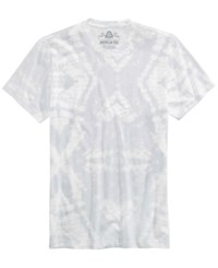 American Rag Men's Tie Dye T Shirt Created For Macy's Bright White
