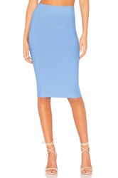 Bailey 44 Poly Sci Skirt Blue