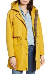 Pendleton Port Townsend Rain Jacket Golden Rod
