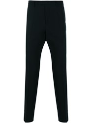 Gucci Slim Fit Chino Trousers Black Red Green White