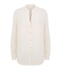Reiss Imelda Sheer Shirt