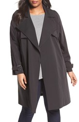 Michael Michael Kors Plus Size Women's Trench Coat