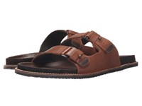 Kenneth Cole Reaction Leap Year Cognac Men's Sandals Tan
