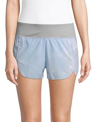 Mpg Apres Active Shorts Chambray