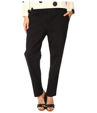 Marc By Marc Jacobs Skinny Schoolboy Trousers Crop