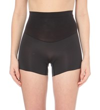 Spanx Shape My Day High Waisted Girl Short Briefs Black