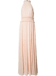 Zac Posen 'Calypso' Gown Pink Purple
