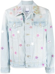 Sjyp Star Spangle Denim Jacket 60