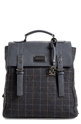 Cxl By Christian Lacroix 'Strasbourg' Plaid Backpack