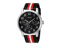 Guess U0975g1 Black White Red Watches
