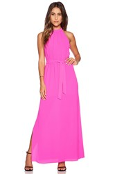 Saylor Robyn Maxi Dress Fuchsia