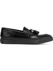 Marc Jacobs Tassel Detail Loafers Black