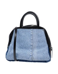 Collection Privee Handbags Blue