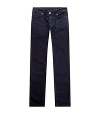 Ksubi Van Winkle Grounded Down Skinny Jeans Male Navy