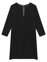 Gerard Darel Ulla Dress Black
