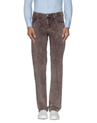 Cheap Monday Trousers Casual Trousers Men Cocoa