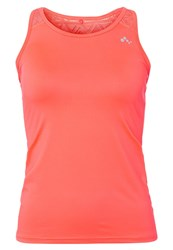 Only Play Onplily Sports Shirt Hot Pink