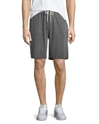 Threads For Thought Burnout Terry Shorts Black