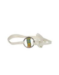 Claudio Orciani Belts Ivory