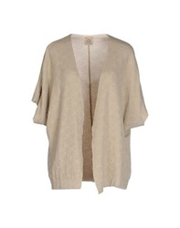 Attic And Barn Attic And Barn Knitwear Cardigans Women Beige