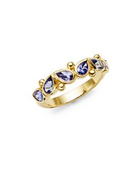 Stephanie Kantis 18K Gold And Amethyst Ring