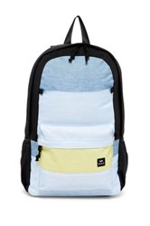 Rvca Lines Pr Backpack Yellow