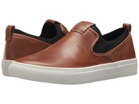 Mark Nason Razor Cup Rexford Cognac Slip On Shoes Tan