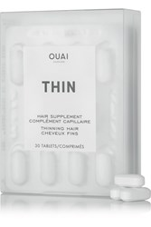 Ouai Haircare Thinning Hair Supplement 30 Capsules One Size Colorless