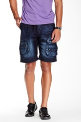 Prps Reagan Cargo Short Blue