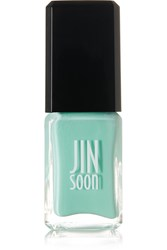 Jinsoon Nail Polish Keppel Light Green