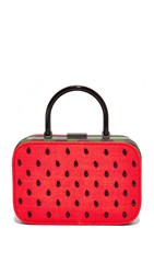 Alice Olivia Drew Watermelon Frame Box Bag Multi