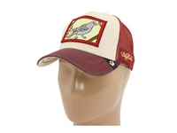 Goorin Bros. Dirty Bird Maroon Baseball Caps Red