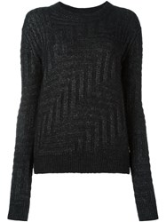 Golden Goose Deluxe Brand 'Delaway' Sweater Black