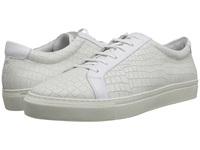 Kenneth Cole D Rum Roll White Men's Lace Up Casual Shoes
