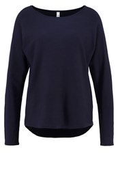 Soyaconcept Dollie Jumper Midnight Blue Dark Blue