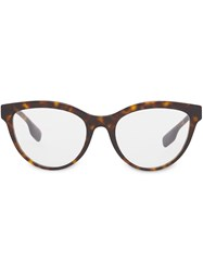 Burberry Cat Eye Glasses 60