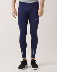 Nike Blue Technical Tights