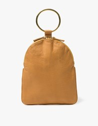 Otaat Myers Collective Large Ring Pouch In Camel