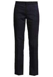 Banana Republic Logan Bootcut Jeans Rinse Dark Blue