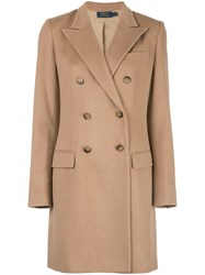 Polo Ralph Lauren Mid Length Double Breasted Coat 60