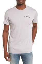 Rvca Men's Fighting Graphic T Shirt