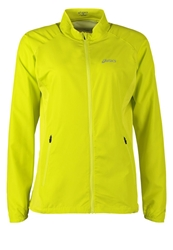 Asics Sports Jacket Yellow