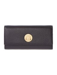 Coccinelle Liya Flap Over Purse Black