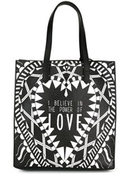 Givenchy Power Of Love Classic Tote Black