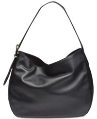 Dkny Bessie Large Hobo Created For Macy's Black