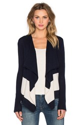 Charli Christy Cardigan Navy