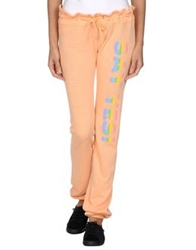 Wildfox Couture Wildfox Casual Pants Apricot